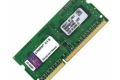 RAM DDR3 Kingston 2G bus 1600  Notebook