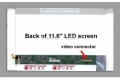 LCD laptop 11.6 LED DẦY 40 PIN
