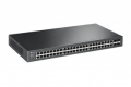 TP-LINK T1600G-52TS(TL-SG2452) 48-port Pure-Gigabit Smart Switch