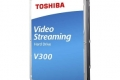 HDD Camera Toshiba V300 Video Stream 4TB (HDWT140UZSVA)